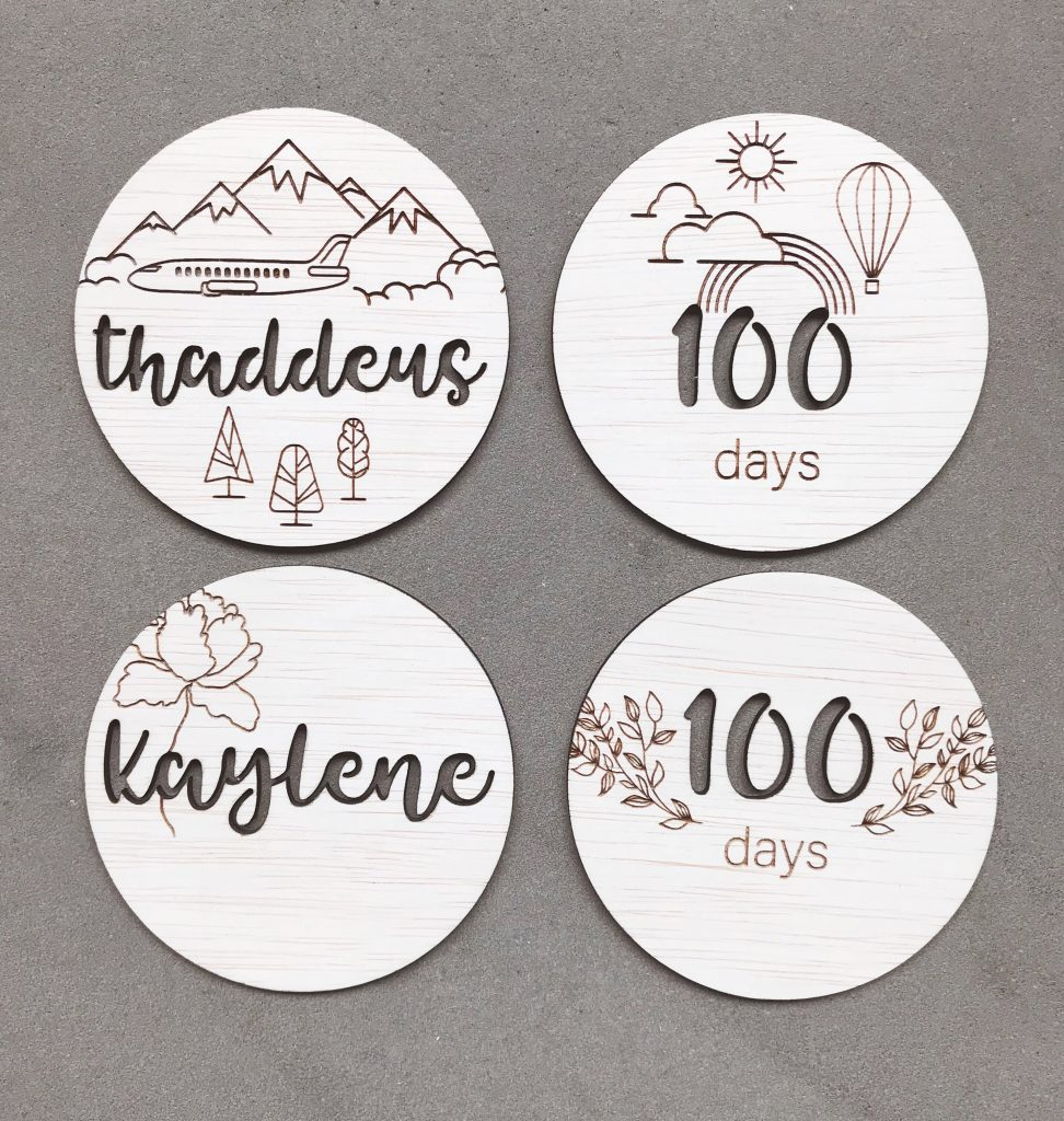 Name and 100 days